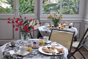 Chambres florence riberac petit déjeuner